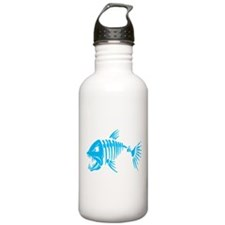 Pirate fish Water Bottle