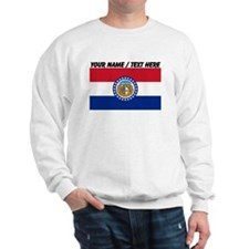 Custom Missouri State Flag Sweatshirt