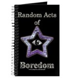 Cute Random acts Journal