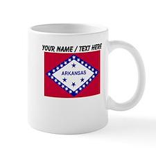 Custom Arkansas State Flag Mug