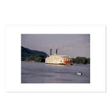 Riverboat Postcards