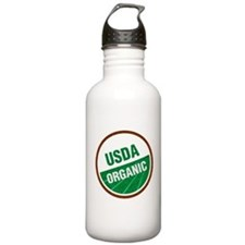 USDA Organic Sports Water Bottle