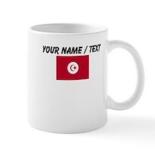 Custom Tunisia Flag Mug