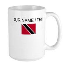 Custom Trinidad and Tobago Flag Mug
