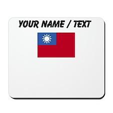 Custom Taiwan Flag Mousepad