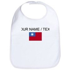 Custom Taiwan Flag Bib