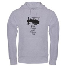 Steam Front and Back Hoodie