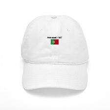 Custom Portugal Flag Baseball Baseball Cap