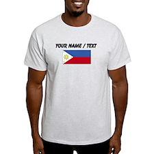 Custom Philippines Flag T-Shirt