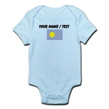 Custom Palau Flag Body Suit