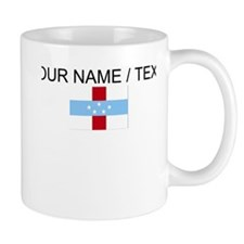Custom Netherlands Antilles Flag Mug