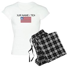 Custom Liberia Flag Pajamas