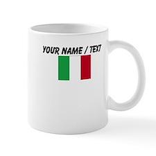 Custom Italy Flag Mug