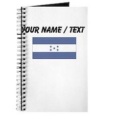 Custom Honduras Flag Journal