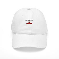 Custom Gibraltar Flag Baseball Baseball Cap