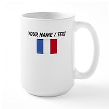Custom France Flag Mug