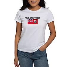 Custom Bermuda Flag T-Shirt