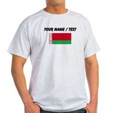 Custom Belarus Flag T-Shirt
