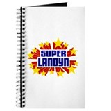 Landyn the Super Hero Journal