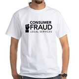 Consumer Fraud Legal Services T-Shirt