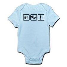 Trap Shooting Infant Bodysuit