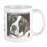 God's Command to the Dog Mug