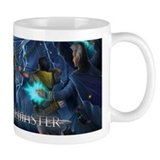 Rolemaster banner Small Coffee Mug