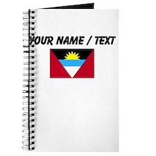 Custom Antigua and Barbuda Flag Journal