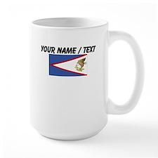 Custom American Samoa Flag Mug