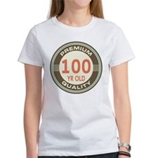 100th Birthday Vintage Tee