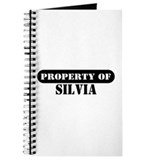 Property of Silvia Journal