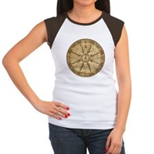 Old Compass Rose Tee