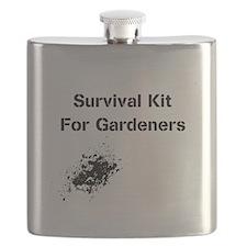 Survival Gardeners Flask