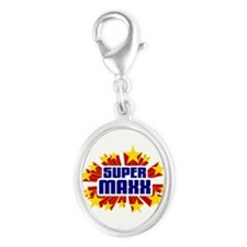 Maxx the Super Hero Charms