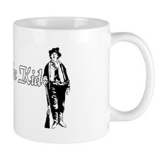 Billy The Kid image on Mug