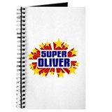 Oliver the Super Hero Journal