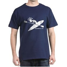 Kokopelli Kayaker T-Shirt