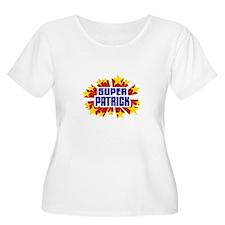 Patrick the Super Hero Plus Size T-Shirt