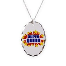 Quinn the Super Hero Necklace