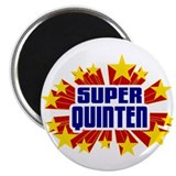"Quinten the Super Hero 2.25"" Magnet (100 pack)"