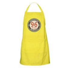 96th Birthday Vintage Apron
