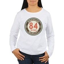 84th Birthday Vintage T-Shirt