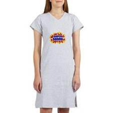 Sonny the Super Hero Women's Nightshirt