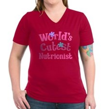 Worlds Cutest Nutritionist Shirt