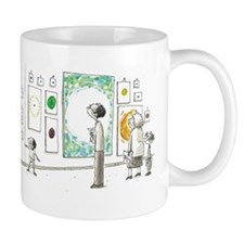 The Dot Gallery Mug