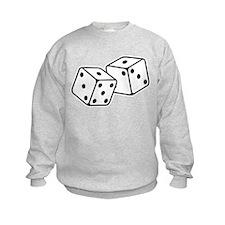 Retro Dice Sweatshirt