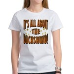 Dachshund Lover Women's T-Shirt