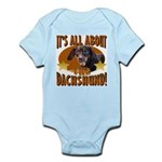 Dachshund Lover Infant Bodysuit