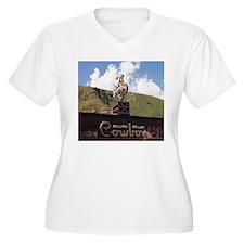 Million Dollar Cowboy Bar Plus Size T-Shirt