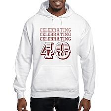 Celebrating 40! Jumper Hoody
